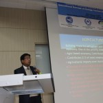 Mr.Kiran shakya (Deputy chief of Mission , Embassy of Nepal To Korea)