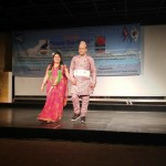 Nepalese Bride and Groom look at Fashion Show