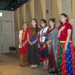 Ladies in Nepalese Cultural Dress