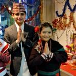 Nepalese Namaskar